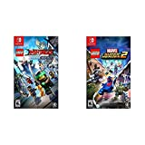 The Lego Ninjago Movie Videogame - Nintendo Switch & LEGO Marvel Superheroes 2 - Nintendo Switch