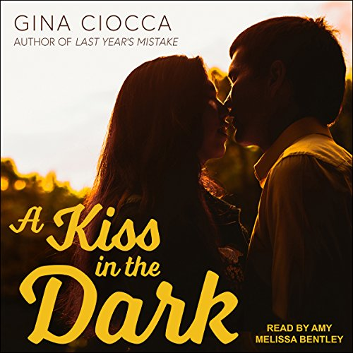 A Kiss in the Dark audiobook cover art