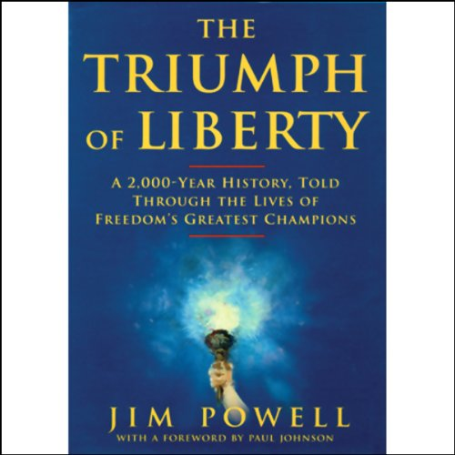 The Triumph of Liberty cover art