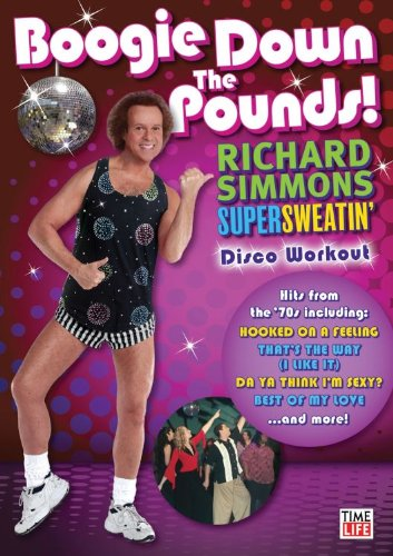 Richard Simmons: Boogie Down the Pounds