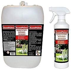 2,5 Liter Kunststoffintensivreiniger Intensiv Kunststoff-Reiniger