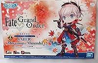 プラモデル ぷちりっつ「Fate/Grand Order FGO セイバー/宮本武蔵」