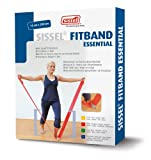 Sissel Physiotherpie Band Fit Essentials, blau