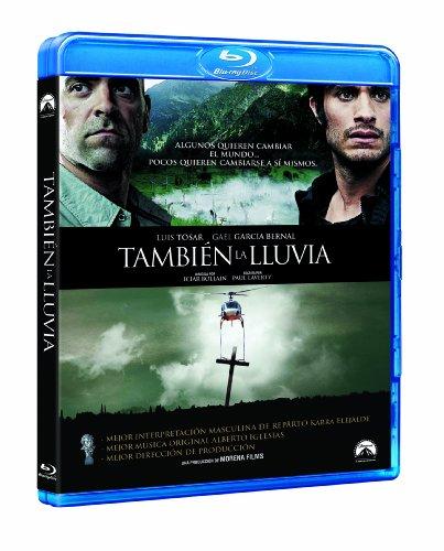 Even the Rain (2010) ( También la lluvia ) ( Même la pluie ) [ Blu-Ray, Reg.A/B/C Import - Spain ]