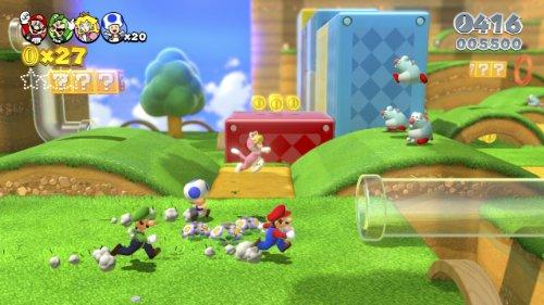 スーパーマリオ3Dワールド-WiiU