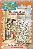 Jigsaw Jones Mystery Book Set 1-6 (The Case of the Mummy Mystery, Stolen Baseball Cards, Spooky Sleepover, Secret Valentine, Christmas Snowman, Hermie the Missing Hamster)