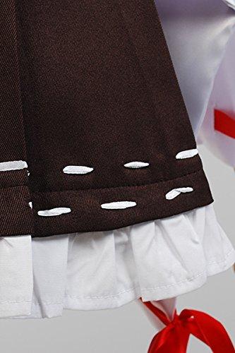 『【cosplaysky】艦隊これくしょん ~艦これ~ 金剛 戦艦 コスプレ衣装 女性XL』の5枚目の画像