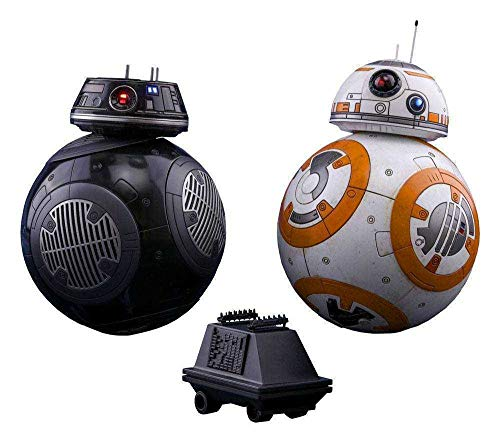 Hot Toys HT903190 1:6 BB-8 y BB-9E Twin...
