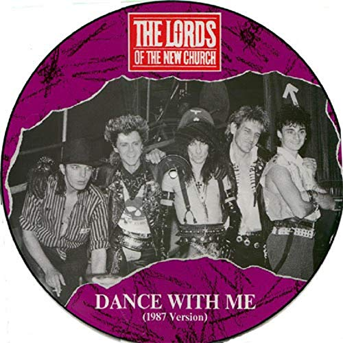 Dance With Me (1987 Version) , Walking The Dog Limited Edition Picture Disc 12