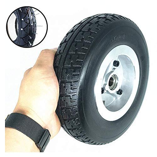 XYSQWZ Elektroroller-Reifen 8-Zoll-pneumatik 2.50-4 Explosionsgeschützter Fester Rutschfester Verschleißschutz Geeignet Für Ältere Motorroller/Dreiräder Ersatzräder