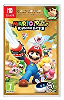 Mario + Rabbids Kingdom Battle Gold Edition (Nintendo Switch) (輸入版)
