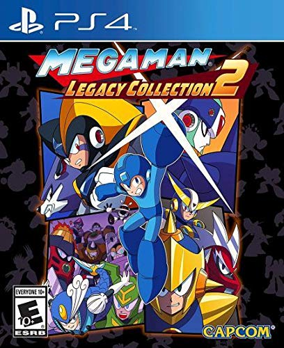 Mega Man Legacy Collection 2 - [Importación USA]