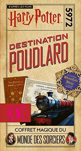 Harry Potter - Destination Poudlard: Coffret magique du Monde des Sorciers