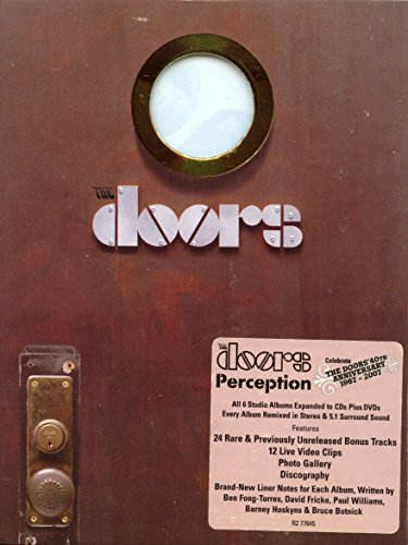 Perception (6CD/6DVD, Boxset)