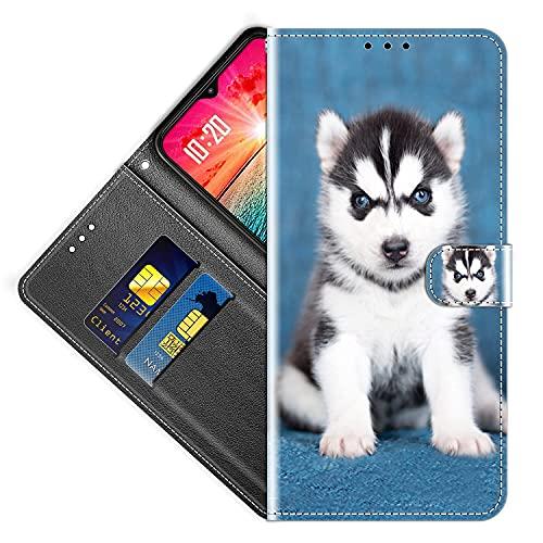 vingarshern Funda HTC U Ultra Carcasa de Cuero PU,Soporte Plegable Magnética Cierre Protectiva Cubierta Carcasa Flip Case HTC U Ultra Funda Piel Billetera Cover,YJS04P-10