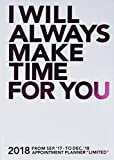 Mark'S 2018 Taschenkalender A5 Vertikal, Make Time // Pink