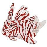 Lion Tropical Fish Pounce Pal Plush Stuffed Animal by Pounce Pal