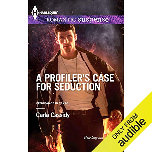 A Profiler's Case for Seduction Audiobook By Carla Cassidy cover art