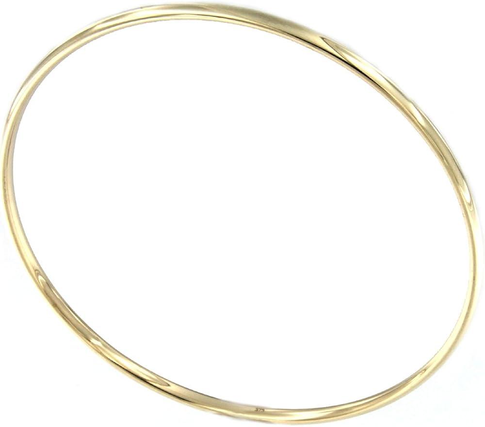 Lucchetta bracciale per donna in oro giallo 9k (375) 3.60gr 2B0705MLA