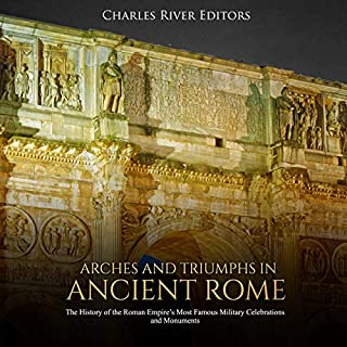 Arches and Triumphs in Ancient Rome cover art