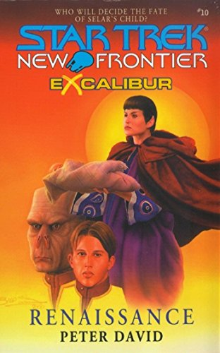 Renaissance: Excalibur #2 (Star Trek: The Next Generation Book 10) (English Edition)