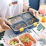 Zoom IMG-2 jeonswod 1250ml sano plastica lunch