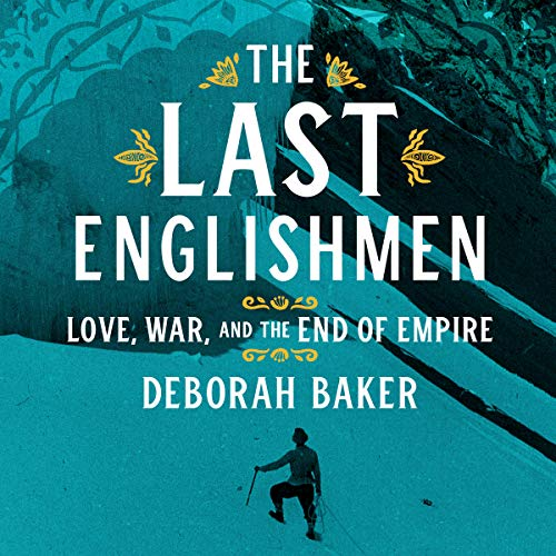 The Last Englishmen audiobook cover art