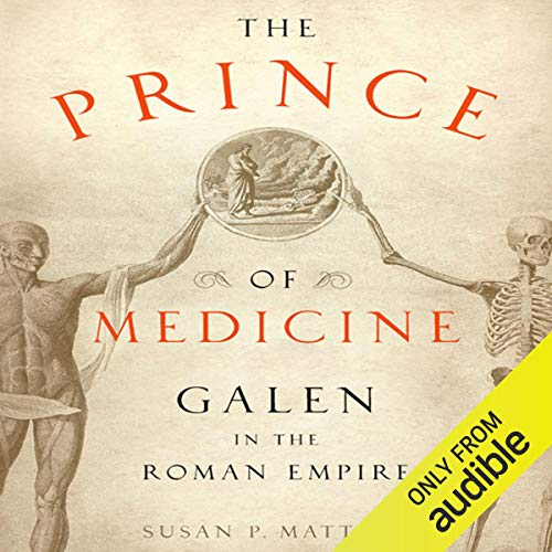 The Prince of Medicine audiobook cover art