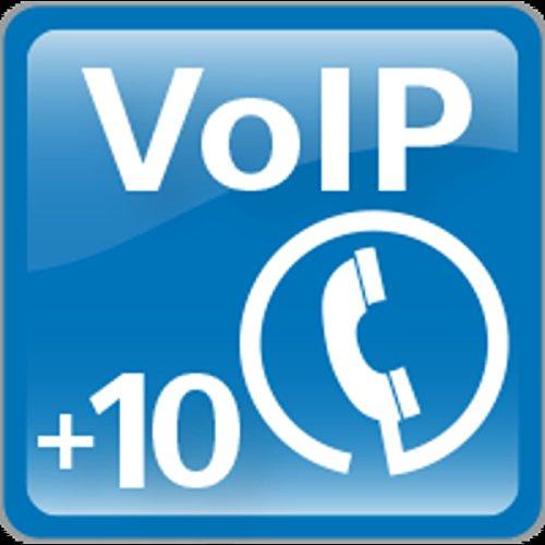 Preisvergleich Produktbild LANCOM VoIP +10 Option / Upgrade / +10 Geräte / - / - / Download / Download