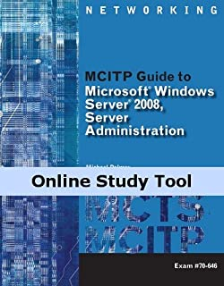 LabConnection for Palmer's MCITP Guide to Microsoft Windows Server 2008, Server Administration, Exam #70-646, 1st Edition