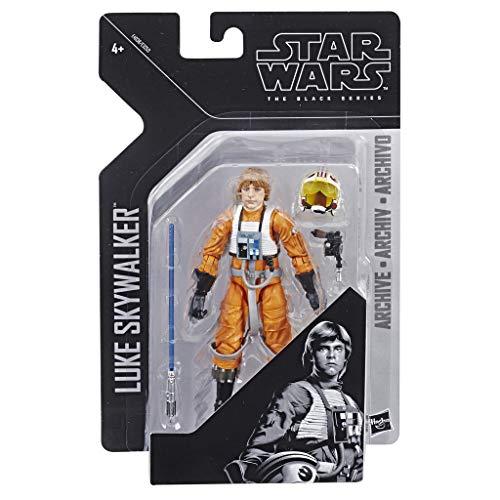 Star Wars E4 Luke Skywalker Pilot, multicolor (Hasbro E4038ES0)