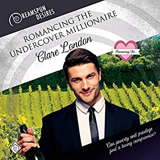 Romancing the Undercover Millionaire audiobook cover art