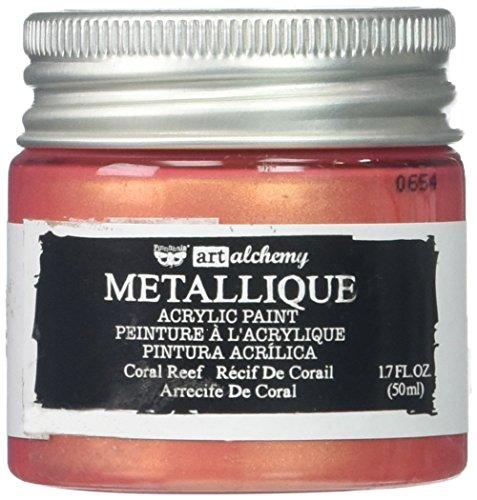 Prima Marketing Art Alchemy - Metallique - Coral Reef