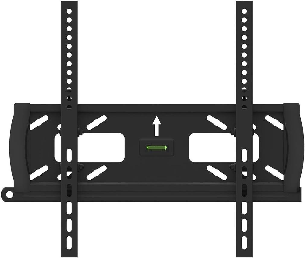Black Inventory cleanup selling sale Adjustable Tilt Tilting Wall Mount with Anti-Theft Bracket Large discharge sale