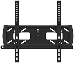 """Black Adjustable Tilt/Tilting Wall Mount Bracket with Anti-Theft Feature for Philips 46PFL8007 46"""" inch LED HDTV TV/Televi..."""