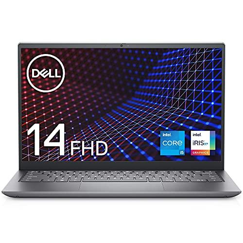 【Amazon.co.jp限定】Dell モバイルノートパソコン Inspiron 14 5410 シルバー Win10/14FHD/Core i5-11300H/8GB/256GB SSD/Webカメラ/無線LAN NI554A-BNFLC