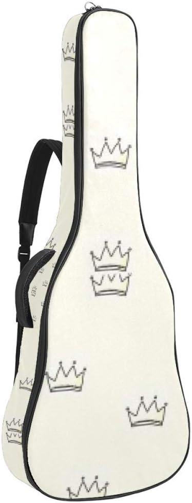 Guitar Gig Bag Waterproof Zipper Selling 5 ☆ popular Acou Soft Backpack Bass