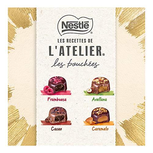 Nestle Les Recettes de L'Atelier Estuche Surtido de Bombones, 50g