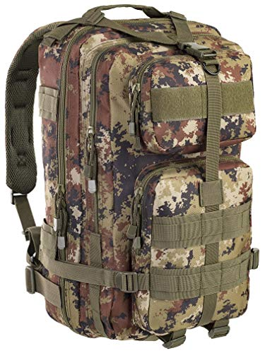 Defcon 5 Sac à dos Hydro Tactical 40 litres (camouflage italien)