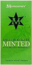 Montezuma's Milk Chocolate Peppermint Bar - 100g