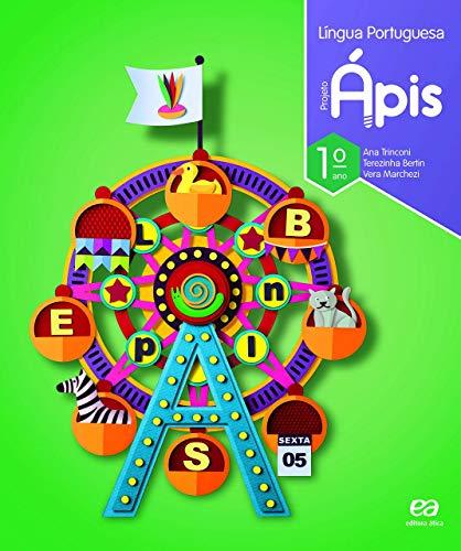Projeto Ápis - Língua Portuguesa - 1º Ano