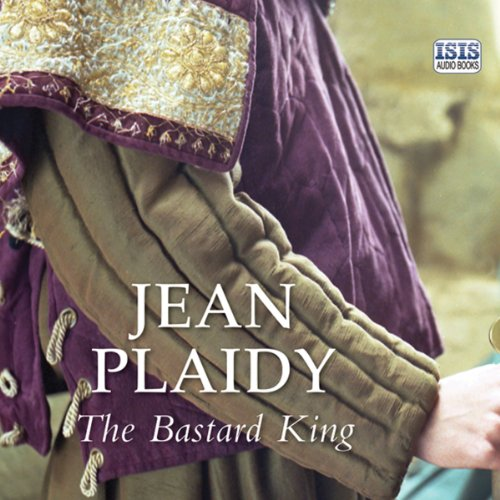 The Bastard King audiobook cover art