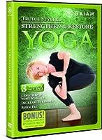 Strengthen & Restore Yoga [DVD] [Import]