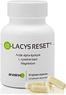 Ácido alfa lipoico (alfa-LACYS RESET®) con base