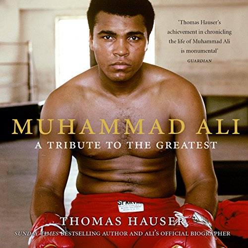 Muhammad Ali: A Tribute to the Greatest audiobook cover art