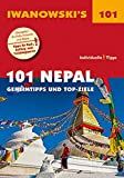 101 Nepal - Reiseführer von Iwanowski: Geheimtipps und Top-Ziele (Iwanowski's 101)