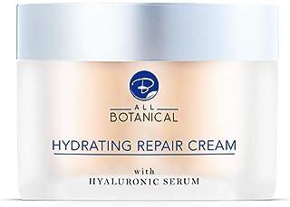 Crema de reparación de caracol todo en uno de calidad prémium con suero hialurónico 50 ml