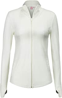 Regna X Women's Activewear Lightweight Sports Jackets for Women (Track Style, S-3X)