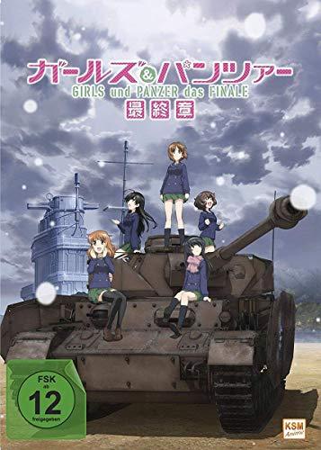 Girls & Panzer - Das Finale, Part 1 [Alemania] [DVD]