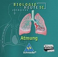 Biologie heute entdecken. Lernsoftware. Atmung. Sekundarstufe 1. CD-ROM: Atmung